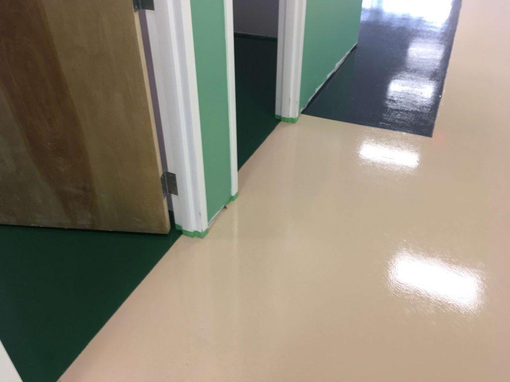 Decorative Epoxy Flooring in Wet Areas